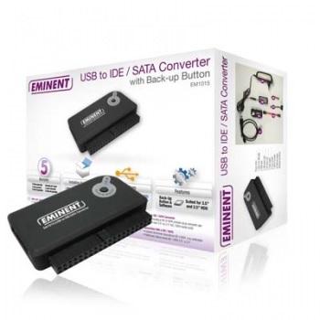 EMINENT USB TO IDE SATA CONVERTER DRIVER UPDATE