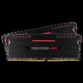 Corsair 16GB DDR4 3000Mhz-15 Vengeance 2x8GB LED Red