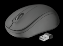 Trust Ziva Wireless Mouse Black