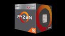 AMD Ryzen 5 2400G(3.6/3.9Ghz) with Radeon RX Vega 11 Graphics
