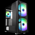 Itek Case MAJES 20 EVO Gaming Full Tower, 2x20cm ARGB fan, USB3, Front TG