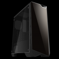 Itek Case NOOXES X10 Gaming Middle Tower, 2xUSB3, Trasp Side Panel