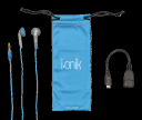 i.onik Headset/OTG-Cable/bag retail
