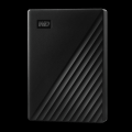 "Western Digital 5TB My Passport Black 2.5"" USB3.2 Gen1"