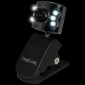 LogiLink Webcam USB with LED UA0072