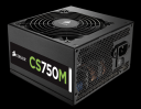 Corsair CS series 750W Modulare CS750M Gold