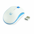 Ewent Wireless optical Mouse 1000dpi Blue EW3210