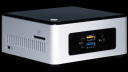 Intel Kit NUC NUC5CPYH Celeron N3050 2.16GHz