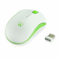 Ewent Wireless optical Mouse 1000dpi Verde EW3209