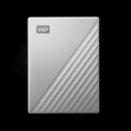 "Western Digital 4TB My Passport Ultra Silver 2.5"" USB3"