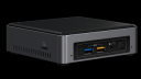 Intel NUC Kit NUC7i3BNK i3-7100U Iris Plus 620