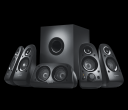 Logitech Multimedia Speaker Z506 Black